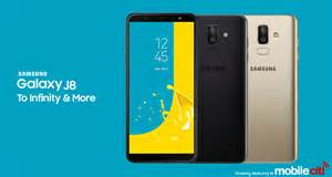 samsung galaxy j8 most exciting release this year from samsung mobileciti