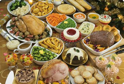 Serve up a spread of hearty fare this holiday season. Traditional Holiday Feasts Around the World - Crave Du Jour