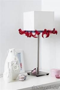 Lampe Aus Federn : dekoideen fuer deine lampen do it yourself f r leuchten ~ Michelbontemps.com Haus und Dekorationen