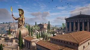 Those painted sculptures in Assassin's Creed: Odyssey are ...