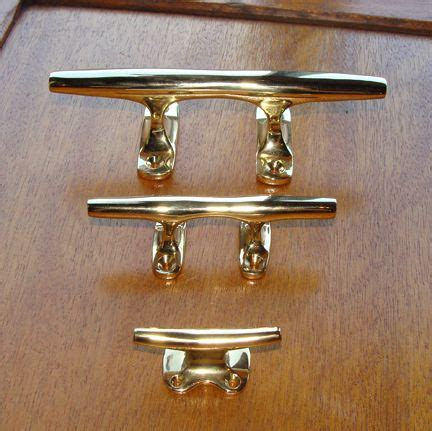 nautical kitchen cabinet hardware cleats can be used for drawer and cabinet pulls towel 3461
