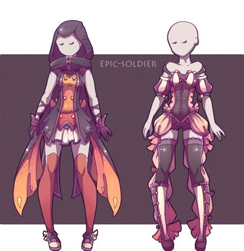 adoptables 6 closed by epic soldier on deviantart costume adoptables 14 closed by epic soldier on deviantart Costume