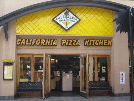 California Pizza Kitchen Franchise