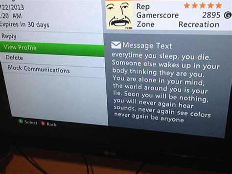 xbox insults   time