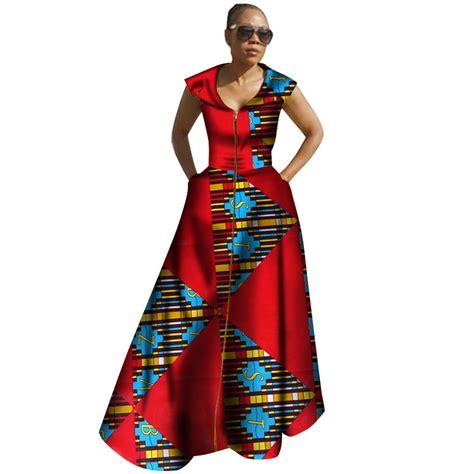 african dashiki women dresses ankara style lady