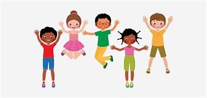 Clipart Jumping Fun Children Jump Child Clip