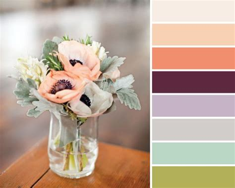 ideas  mint color palettes  pinterest