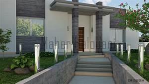 emejing designer maison exterieur gallery ridgewayngcom With nice amenagement exterieur maison moderne 6 decoration entree de villa