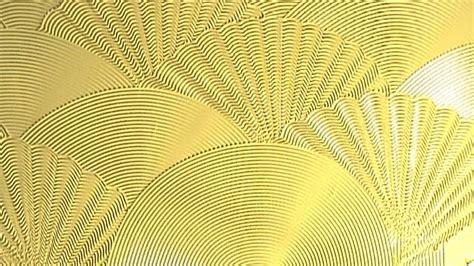 artexing fan shell combination wall texture pattern