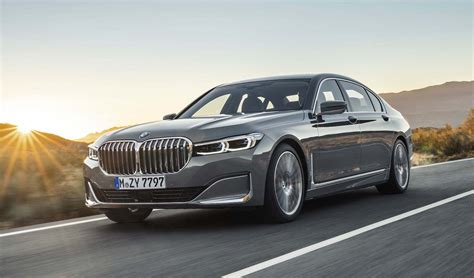 Bmw 7 Series Sedan Modification by The New 2020 Bmw 7 Series Sedan Automotive Rhythms