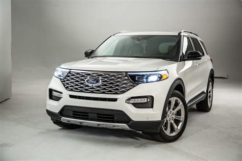 2020 Ford Explorer Vs. The Chevy Traverse, Honda Pilot