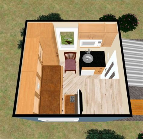 tiny house design  kevin