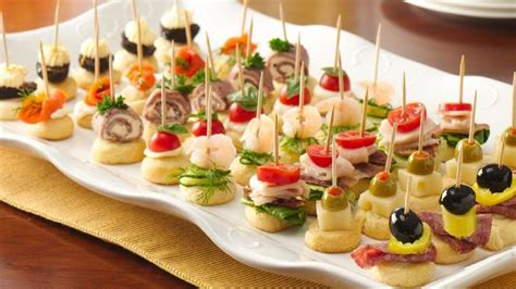 4 ingredient holiday appetizers from pillsbury com