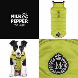 Milk And Pepper : manteau pour chien chic doudone chien mix anis milk and pepper ~ Orissabook.com Haus und Dekorationen