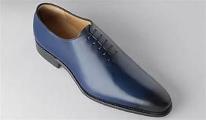Soldes Chaussures Homme Luxe : chaussures de ville homme luxe ~ Nature-et-papiers.com Idées de Décoration