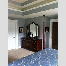 Behr Paint Color French Silver  No White Walls