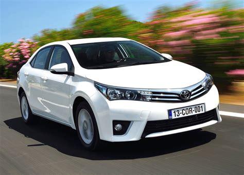 New 2014 Toyota Corolla Photo Gallery