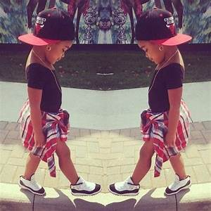 Girls with Swag and Jordan's | ... baby swag chicago bulls ...