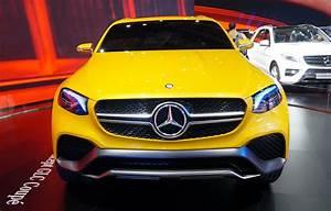Mercedes Glc Hybride Prix : mercedes glc coup 2016 du concept la s rie photo 1 l 39 argus ~ Gottalentnigeria.com Avis de Voitures