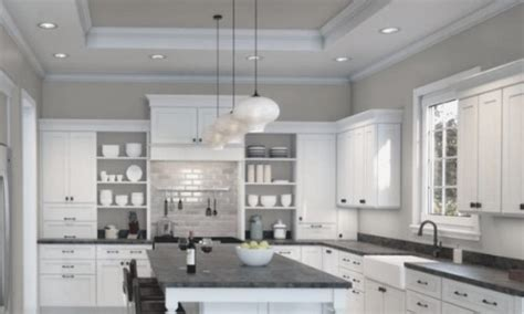 agreeable gray kitchen cabinets martinique