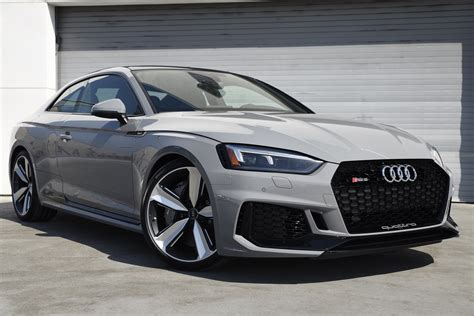 Audi Rs5 Grey by Audi Rs5 Nardo Grey Available At Audi Fresno Rennlist
