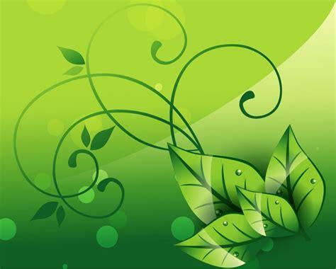 Elegant Nature Background Vector Graphic Free