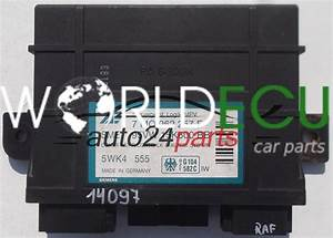 Comfort Control Module Ford Galaxy Sharan Siemens 5wk4 555