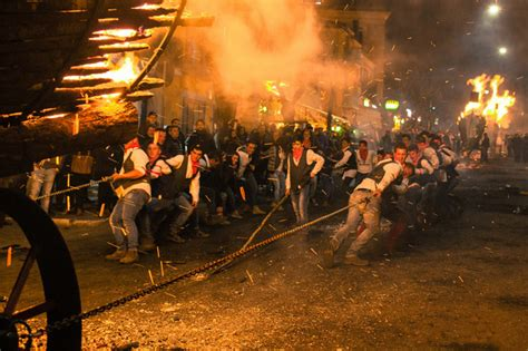 sparks fly  folk traditions  fracchie  san