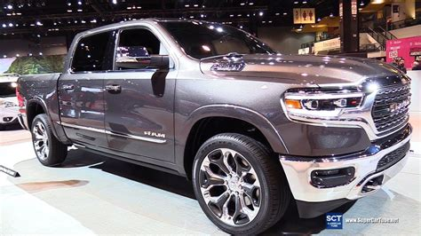 2020 dodge ram limited 2019 dodge ram 1500 limited exterior and interior