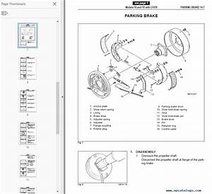 Hino Diesel Trucks 2002 Fa And Fb Set Of Workshop Manuals Pdf