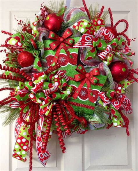 christmas wreath designs 27 creative christmas wreath ideas 2017 uk