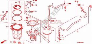 Fuel Pump For Honda Fourtrax Rancher 420 4x4 Electric Shift 2007   Honda Motorcycles  U0026 Atvs