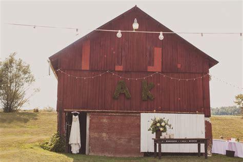 Finger Lakes Barn Upstate New York Wedding