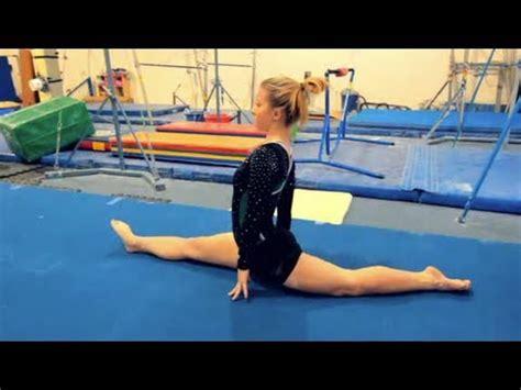 How to Do Splits Gymnastics