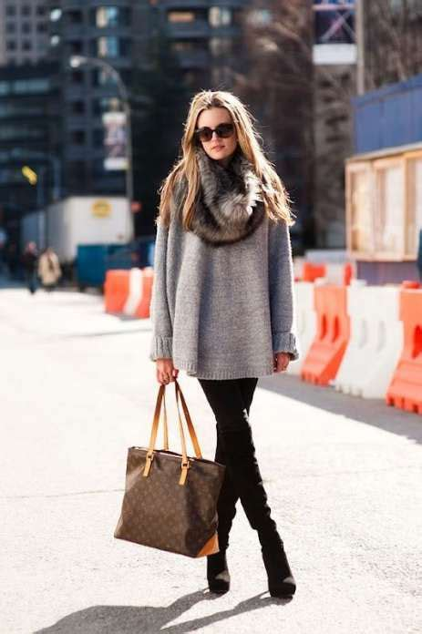 7 Best Winter Outfit Ideas For Women - GetFashionIdeas.com - GetFashionIdeas.com