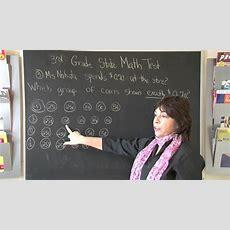 3rd Grade New York State Math Test 325 Youtube