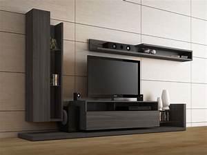 Createch Design Home Entertainment Unit Sophisticated