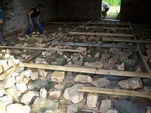 Comment Faire Une Dalle : les nouveaux bretons 5 un pan qui avance une dalle b ton ~ Farleysfitness.com Idées de Décoration