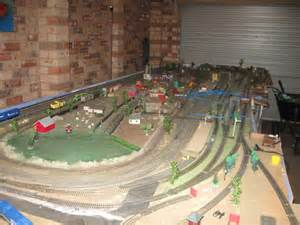Free N Scale Train Layout Plans