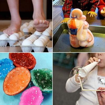 home science experiment projects  kids