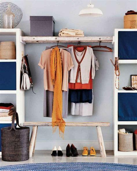 rangement vetement chambre diy rangement chambre pour articles de mode et de beaut 233