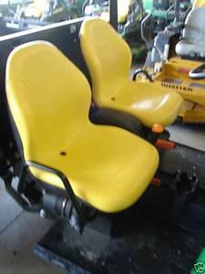 Two  2  High Back Yellow Seats 625i  825i  855d  550  850i
