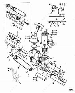 Mercury  Mariner Xr-4  Power Trim Components