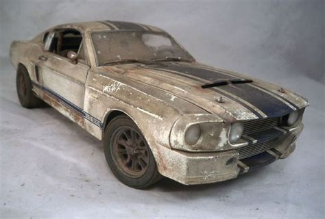 1967 Mustang Shelby Gt500 Super Snake Barn Find Custom