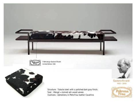 Poltrona Frau, T904, Gaston Rinaldi Ltd 50 Pieces