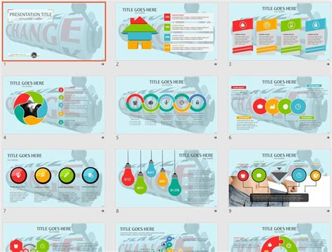 change powerpoint template  sagefox