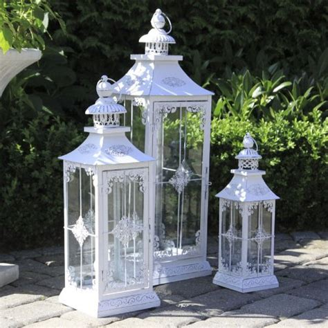 Laternen Für Den Garten  Stimmungsvolle Leuchten Aus Holz