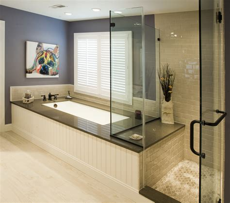 Design Bathrooms by Transitional Bathrooms Designs Remodeling Htrenovations