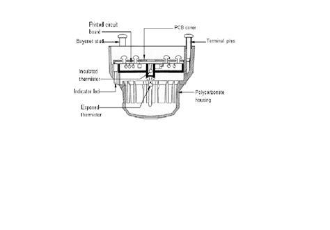 Rate Of Rise Heat Detector Diagram by Unit 4 Heat Detectors
