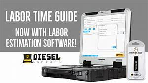 Heavy Truck Labor Time Guide Now With Estimating Software
